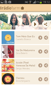 Rádio Farm screenshot 2