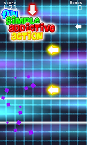 Arrow Swipe Run X: Rhythm game screenshot 4