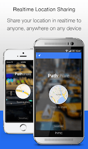 Pathshare GPS Location Sharing screenshot 0