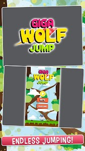 Giga Wolf Jump! screenshot 8