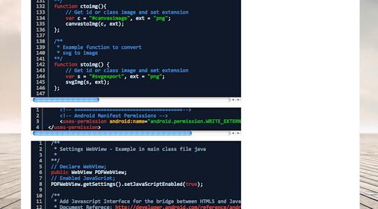 PDF SDK for Hybrid Apps screenshot 12