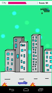 LSD City Panic screenshot 1