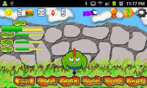 Creature Island screenshot 2