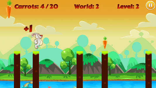 Bunny Run screenshot 2