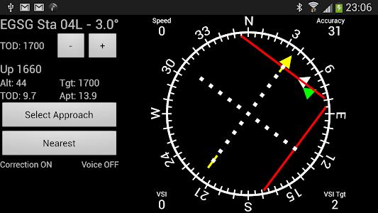 GPS ILS screenshot 5