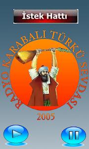 RADYO KARABALI Türkü Sevdalısı screenshot 1