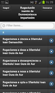 Rugaciune screenshot 2
