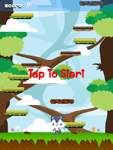 Giga Wolf Jump! screenshot 4