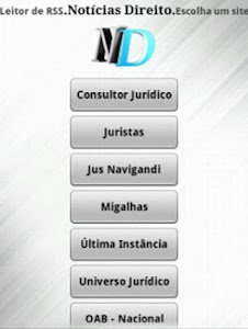 Notícias Direito screenshot 0