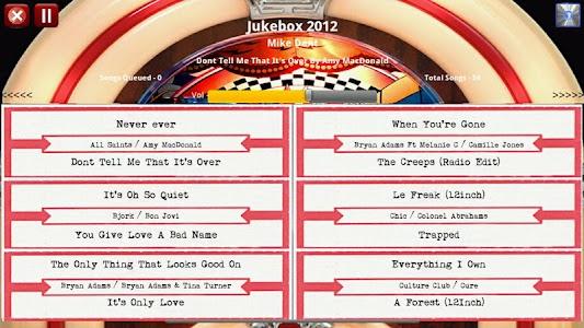 Jukebox 2012 Free Edition screenshot 14