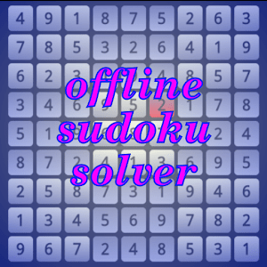 Download Offline Sudoku Solver APK lastest version by pandarosu