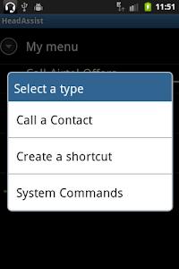 Head Assist beta screenshot 2