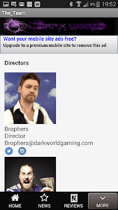 Darkworld Gaming screenshot 2