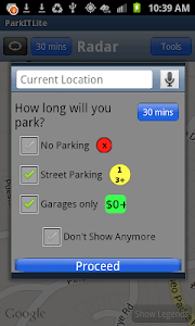 Park.IT - SF Parking EZ screenshot 0