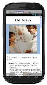 Coronary Artery Information screenshot 4