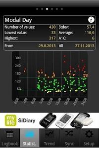 mylife SiDiary screenshot 3