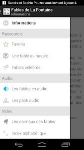 La Fontaine Audio - Sélection screenshot 2