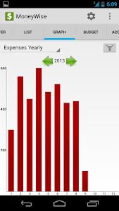 MoneyWise screenshot 3