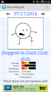 Daily Glub-glub - Free screenshot 0