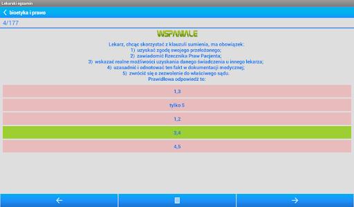 Lekarski egzamin screenshot 13