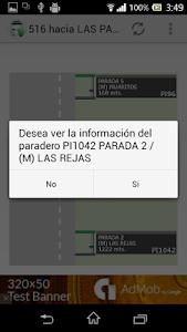 Radar Transantiago screenshot 4