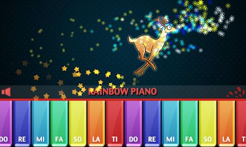Rainbow Piano screenshot 2