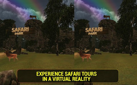 Safari Tours Adventures VR 4D screenshot 8