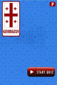 Learn Georgian Alphabet Quiz screenshot 2