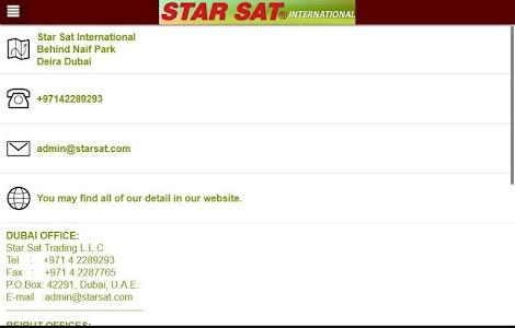 StarSat International screenshot 19