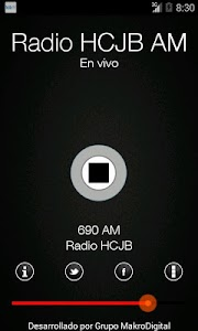 Radio HCJB AM screenshot 0
