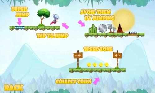 Ninja Jumping screenshot 0