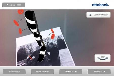 C-Brace - Ottobock AR screenshot 0