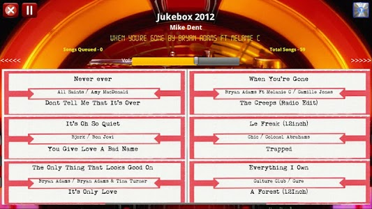 Jukebox 2012 Free Edition screenshot 7