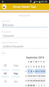 Onver Smart Taxi screenshot 4
