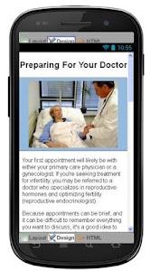 Endometriosis Information screenshot 5