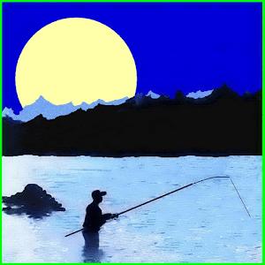 Pêche et Lune