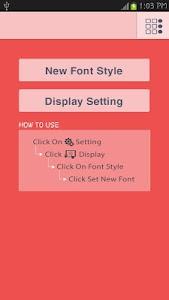 50 Pencil Fonts Style screenshot 0