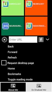 Medical Browser (Dr Shakeel) screenshot 0