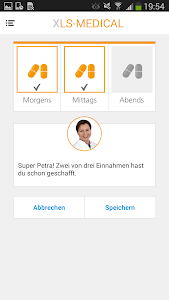 XLS-Medical Abnehm-App screenshot 1