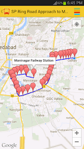 Janmarg BRTS Ahmedabad screenshot 2