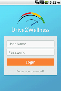 Drive2Wellness screenshot 0