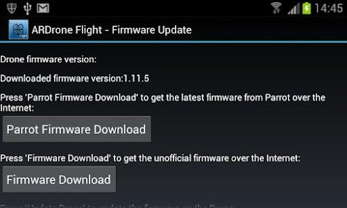 ARDrone Flight screenshot 4