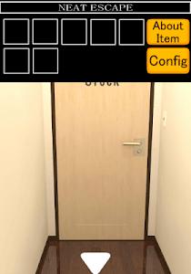 脱出ゲーム トイレからの脱出 screenshot 1