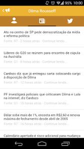 Boca do Povo - Política Brasil screenshot 3