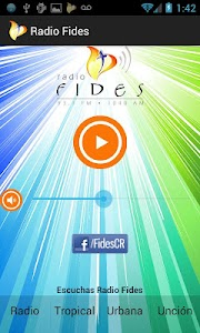 Radio Fides screenshot 0