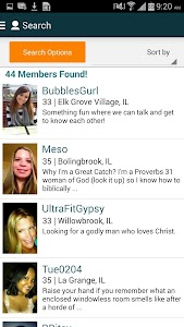 Love and Seek Christian Dating screenshot 3