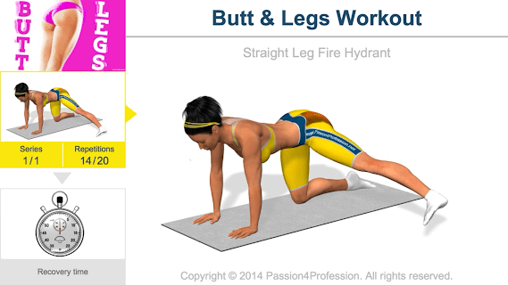 Legs Workout and Exercises screenshot 00