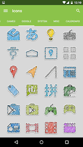 Diddly - Icon Pack screenshot 4