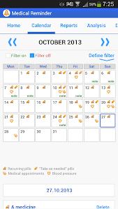 Medical Reminder screenshot 5