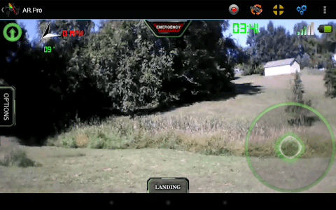 AR.Pro 2 for AR.Drones screenshot 1